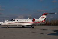 D-IAKN @ VIE - Cessna 525A Citationjet 2