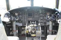 164353 @ SUA - E-2C Hawkeye cockpit