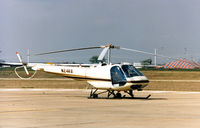 N24RB @ GPM - At Grand Prairie Municipal - Enstrom Helicopter F-28A