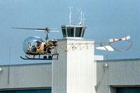N4421E @ GPM - At Grand Prairie Municipal - Bell 47