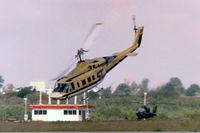 N214ST @ GKY - Bell 214ST at Arlington, Texas