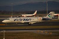 S5-AAH @ VIE - CRJ100