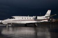 CS-DFO @ VIE - Netjets Cessna 560XL Citation Excel - by Yakfreak - VAP