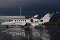 OE-FHB @ VIE - Cessna 525A Citationjet 2