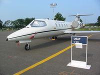 84-0106 @ KBAF - Barnes Airshow 2003 - by Mark Silvestri
