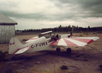 C-FUWX @ BROCKWAY - flut-r-bug - by doug gould