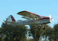 G-ATBU @ EGHP - POPHAM END OF SEASON FLY-IN - by BIKE PILOT