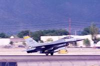 89-2021 @ ABQ - Landing on runway 17 at Kirtland AFB / Albuquerque International - by Zane Adams