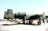 79-0147 @ NFW - USAF A-10 at the 1990 Carswell AFB Airshow - by Zane Adams