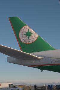 B-16701 @ VIE - Eva Air Boeing 777-300