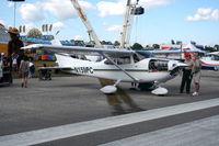 N159FC @ SUA - Cessna 182T
