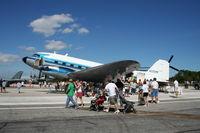 N200MF @ SUA - Turboprop DC-3