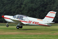 SE-KNS @ EBDT - also known as Socata Rallye
