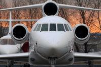 C-GGMI @ VIE - 2001 Dassault FALCON 900EX