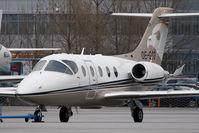 OE-GSG @ VIE - Jet Alliance Beech 400 Beechjet