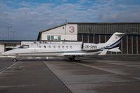 OE-GAR @ VIE - Learjet 45