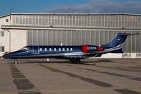 OE-GVM @ VIE - Learjet 45