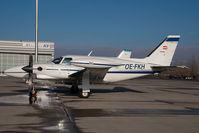 OE-FKH @ VIE - Piper 31 Cheyenne