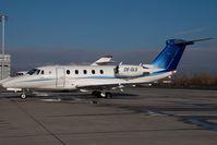 OE-GLS @ VIE - Tyrolean Jet Service Cessna 650