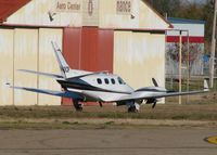 N440CP @ DTN - Parked at Downtown Shreveport. - by paulp