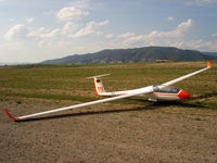 D5583 @ LECI - LS7WL glider landed at Santa Cilia airfield - by Pedro Diestre