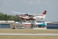 N12554 @ FCM - On final at KFCM during the Air Expo 2008 - by pmarkham