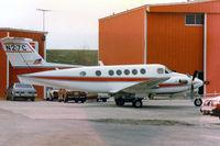 N27C @ FTW - At Meacham Field - Beech King Air, Champlin Oil Company