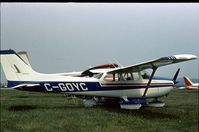 C-GOYC @ RDG - This Skyhawk II visited the Reading Airshow, Pennslyvania in 1976. - by Peter Nicholson