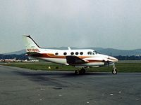 N2186L @ RDG - This King Air visited the 1976 Reading Airshow in Pennsylvania. - by Peter Nicholson