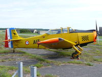 F-AZIT @ EBFS - Nord 3202 F-AZIT painted as French Air Force 74/AIT - by Alex Smit