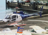 CS-HCY - Aerospatiale AS.350B Ecureuil at Funchal Harbour Helipad, Madeira - by Ingo Warnecke