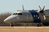 N805MR @ FTW - Department of Homland Security / U.S Customs and Border Protection at Meachem Field - by Zane Adams