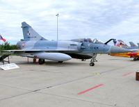 95 @ EBFS - Dassault Mirage 2000C 95/12-KM French Air Force - by Alex Smit