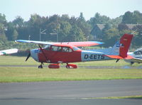D-EETS @ EDKB - Cessna 172P WDR at Bonn/Hangelar airfield - by Ingo Warnecke