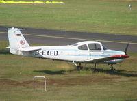 D-EAED @ EDKB - Fuji FA-200-160 Aero Subaru at Bonn-Hangelar airfield - by Ingo Warnecke