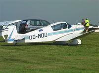 OO-MOU @ EBDT - Jodel DR.1050A at 2008 Fly-in Diest airfield