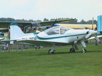 PH-JFB @ EBDT - Sequoia F.8L Falco at 2008 Fly-in Diest airfield