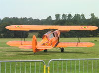 OO-WIL @ EBDT - Stampe SV-4B at 2008 Fly-in Diest airfield