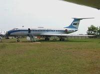HA-LBE - Tupolev Tu-134 CRUSTY of MALEV at Repülögep Emlekpark Budapest Ferihegy II