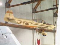 LN-FAD - Piel CP.301C Emeraude at Flyhistorisk Museum Sola - by Ingo Warnecke