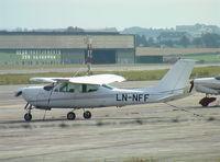 LN-NFF @ ENZV - Cessna 177RG at Stavanger Sola Airport