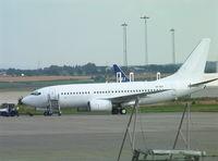 VP-BBT @ ENZV - Boeing 737-700 at Stavanger Sola Airport