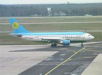 UK-31003 @ EDDF - Airbus A310-324