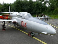 1014 @ EBFS - PZL TS11-bis-B Iskra 1014 in Polish Air Force is part of the Brussels Air Museum collection - by Alex Smit