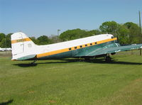N48211 @ BHM - Douglas R4D-6Q at Southern Museum of Flight Aircraft Park, Birmingham AL Airport