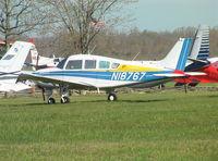 N18767 @ KTHA - Beechcraft C24R Sierra 200 at Beechcraft Heritage Museum, Tullahoma Regional Airport