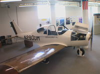 N2900M - Piper PA-29 Papoose Prototype at Piper Aircraft Museum, Lock Haven PA