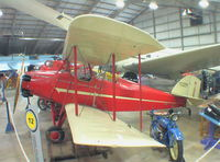 N13250 - Viking Kitty Hawk B-8 at New England Air Museum, Windsor Locks CT