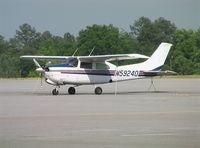 N59240 @ KMAC - Cessna 210L at Macon Downtown Airport GA