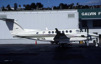 N350AF @ KBFI - KBFI (Seen here as N774A currently registered N350AF)
